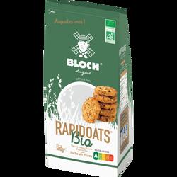 Flocons d'avoine rapidoats bio BLOCH 500g