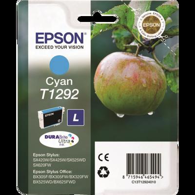 Cartouche d'encre EPSON T1292 Cyan Pomme