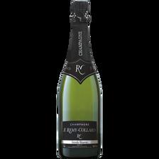 Brut Champagne Aoc  Cuvée Grande Réserve Remy Collard, 75cl