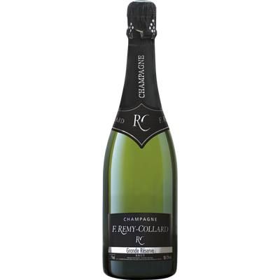 Champagne brut F.Remy Collard grande réserve 75cl