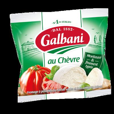 Mozzarella au lait pasteurisé Cucina GALBANI, 18%MG, 125g