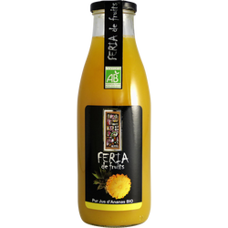 Pur jus d'ananas, bouteille, 750ml