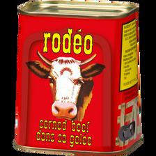 Corned beef RODEO, boîte de 340g