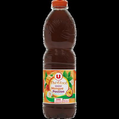 Boisson aux extraits de thé aromatisée saveur mangue passion 1,5L
