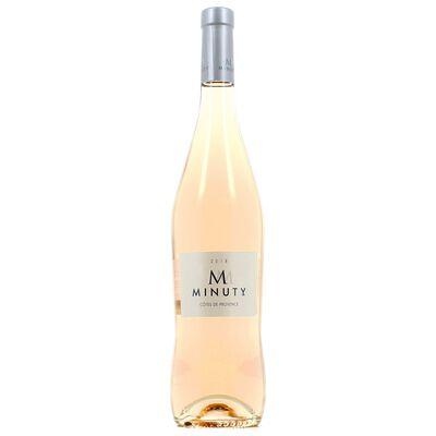 Magnum côtes de Provence Domaine Minuty  M de Minuty  2018 150cl