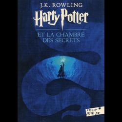 Harry Potter et la Chambre des secrets-tome 2