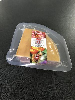 1/4 de jambon sec Gueze 950g environ