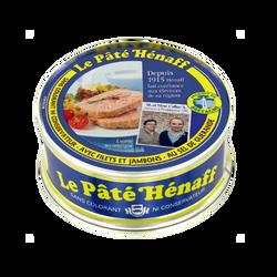 Pâté pur porc HENAFF, 78g