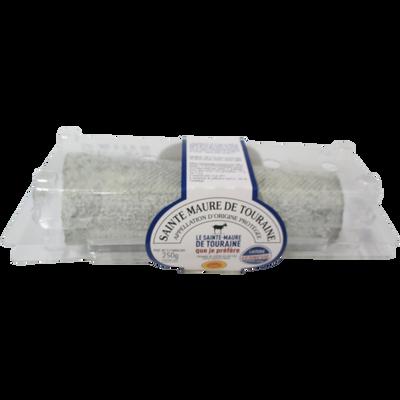 Sainte Maure de Touraine AOP au lait cru VERNEUIL, 22% de MG, 250g