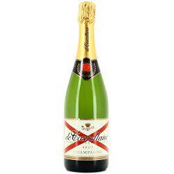 Champagne brut de CASTELLANE, 75cl