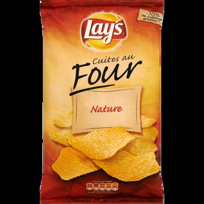 Chips cuites au four LAY'S, 130g
