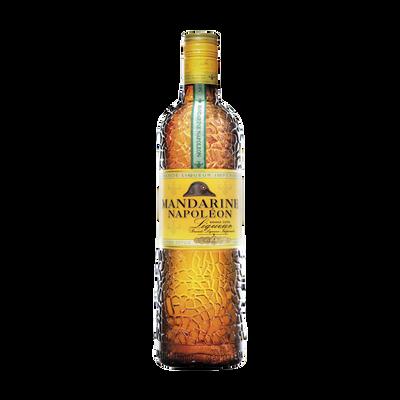 Liqueur MANDARINE NAPOLEON, 38°, bouteille de 70cl