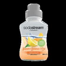 Sodastream Concentré Agrumes Zéro , Bouteille De 500ml