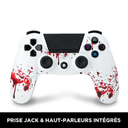 Manette bluetooth ps4 UNDER CONTROL Zombie