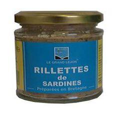 Rillettes de sardine 170g LE GRAND LEJON