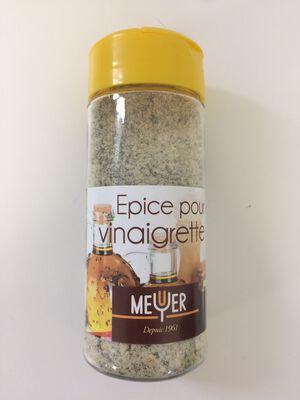 EPICES VINAIGRETTE 75GR