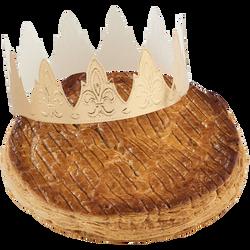 Galette des Rois prestige, 6 parts, 510g