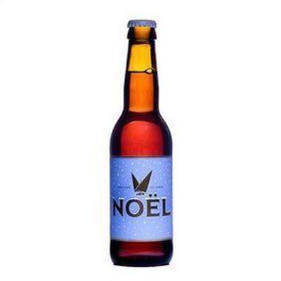 Bière de noël LEMAN 75cl