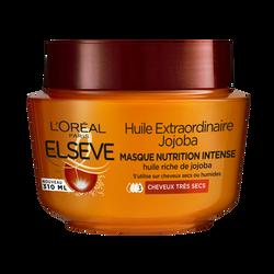Masque huile extraordinaire crème cheveux très secs ELSEVE 310ml