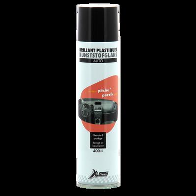 Nettoyant plastique XL CLEAN, parfum pêche, 400ML