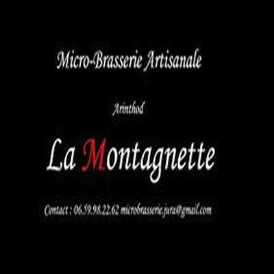Bière blanche du Jura Biologique, LA MONTAGNETTE, 33cl