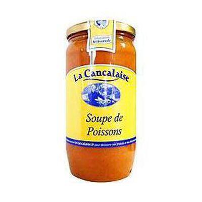 Soupe de poissons LA CANCALAISE, 440ml