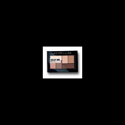The city mini palette 480 matte nu MAYBELLINE