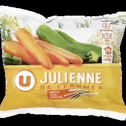Julienne de légumes U, 600g