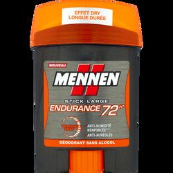 Déodorant sans alcool endurance 72h MENNEN, 50ml