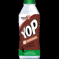 Yoplait Yop Yaourt À Boire Sucré Aromatisée Chocolat , 850g