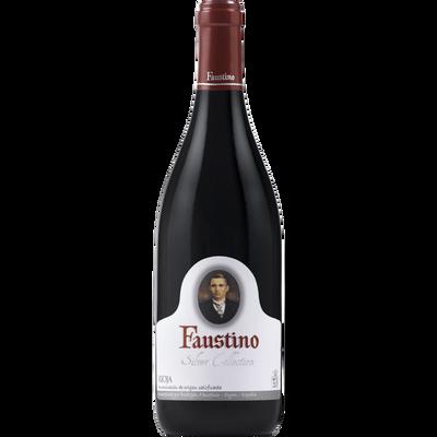 Vin d'Espagne rouge Rioja Faustino Tempranillo Silver, bouteille de 75cl