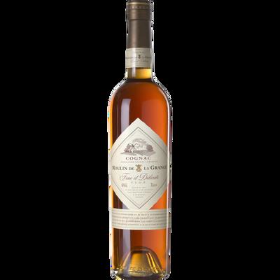 Cognac VSOP fine et délicate MOULIN DE LA GRANGE, 40°, bouteille de 70cl