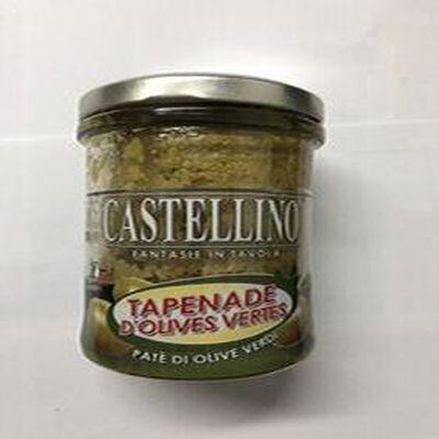 Tapenade d'olives vertes 180g