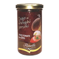 Sauce tomate cêpes FLORELLI, 250g