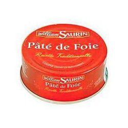 Pâté de foie pur porc WILLIAM SAURIN, 78g