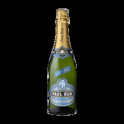 Mousseux demi sec PAUL BUR, 11°, bouteille de 75CL