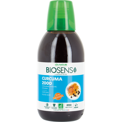 Cocktail curcuma bio BIOSENS 500ml