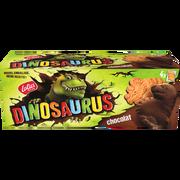 LU Biscuits Nappés Chocolat Noir Dinosaurus,lotus 225g