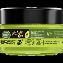 Shampooing argan NATURE BOX 250ml