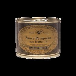 Sauce Périgueux aux truffes 1 % ALBERT MENES, 200g