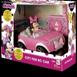 Voiture radiocommandée Minnie