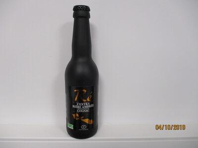 Ré Bière Ambrée au Cognac