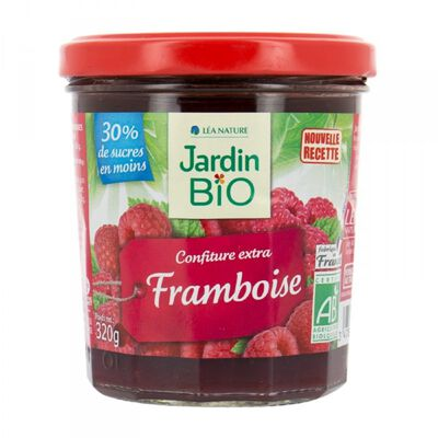 CONFITURE BIOFRUIT FRAMBOISE LEA NATURE