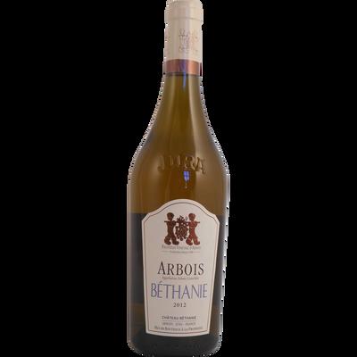Vin blanc Arbois cuvée Béthanie, 75cl