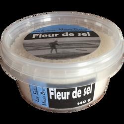 Pot fleur de sel, SALINES DE MILLAC, 140g