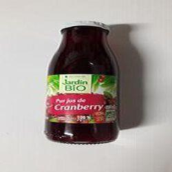 JB Pur jus de Cranberry