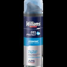 Williams Gel À Raser Hydratant , 200ml