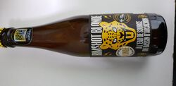 BIERE BLONDE CRAFT BEER 25CL