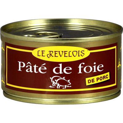 PATÉ DE FOIE DE PORC
