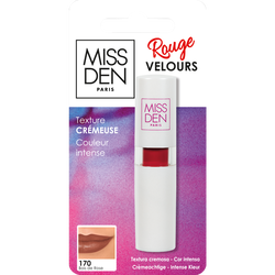 Rouge satin bois de rose 170 MISS DEN